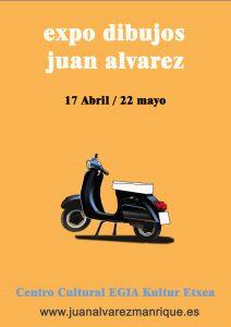 Juan Alvarez expo egia