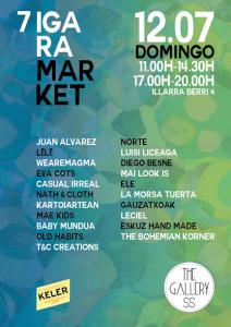 Juan Alvarez expo igara market